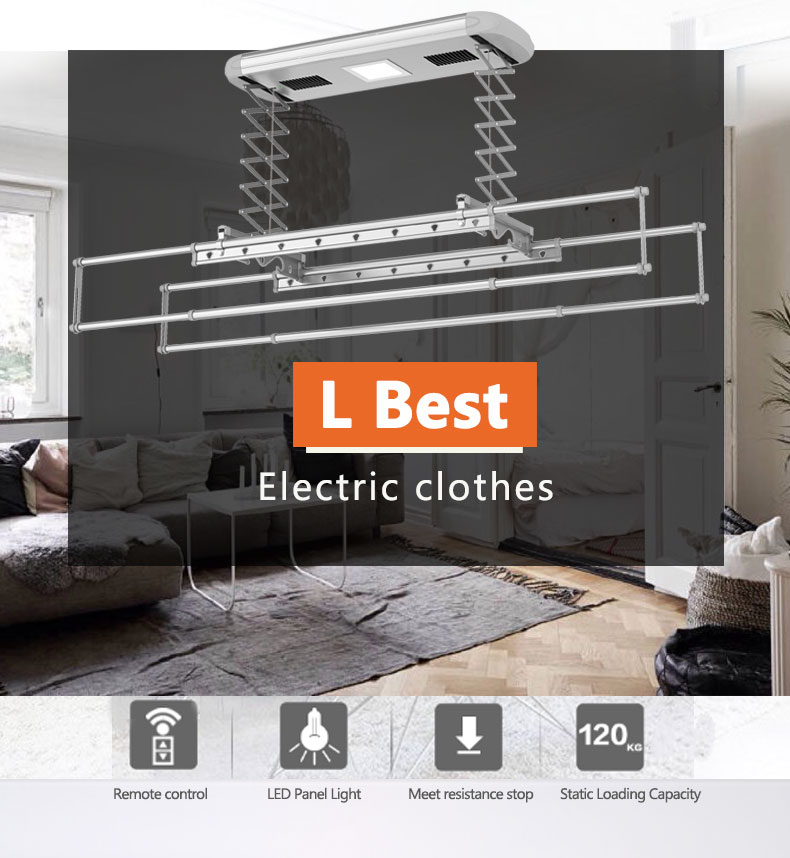 Electric Clothes Air Dryer Rack