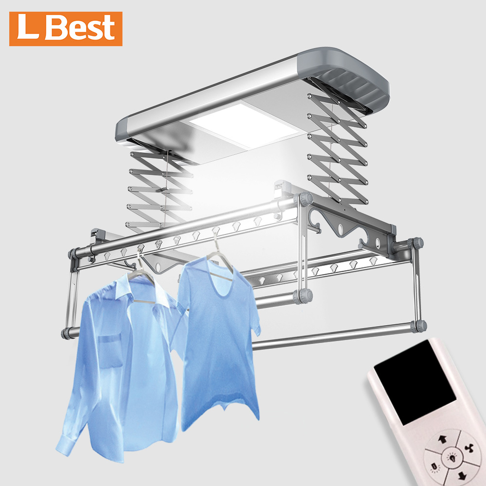 Presenti smart clothes rack