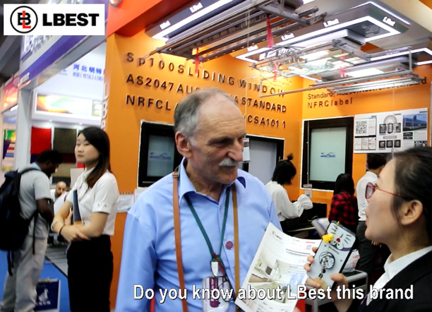 canton fair site—— intervista al cliente